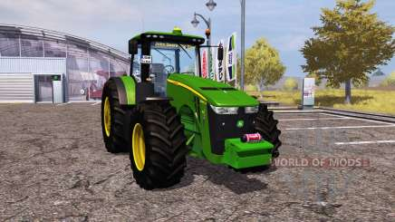 John Deere 8360R v4.0 для Farming Simulator 2013