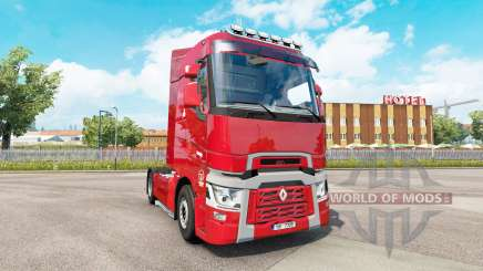 Renault T 480 v4.0 для Euro Truck Simulator 2