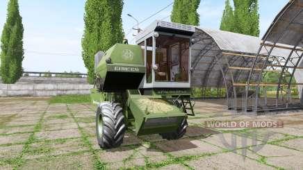 Енисей 1200-1М v1.1 для Farming Simulator 2017
