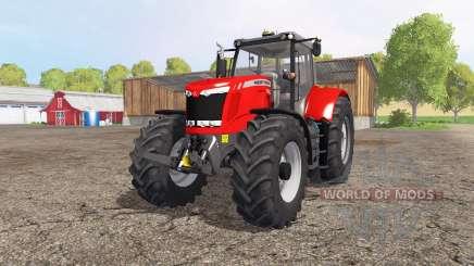 Massey Ferguson 7622 для Farming Simulator 2015