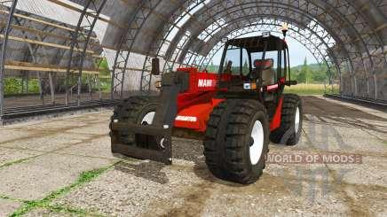 Manitou MLT 731 Turbo для Farming Simulator 2017