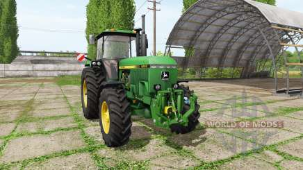 John Deere 4850 v2.0 для Farming Simulator 2017