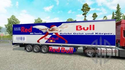 Energy drinks pack для Euro Truck Simulator 2