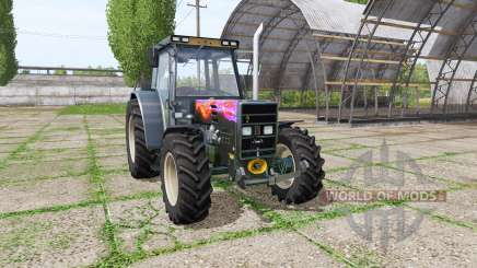 Buhrer 6135A pulling для Farming Simulator 2017