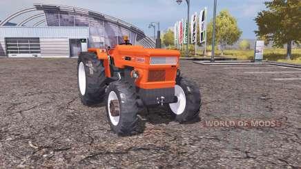 Fiat 500 DTH для Farming Simulator 2013