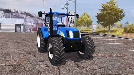 New Holland T6050 для Farming Simulator 2013
