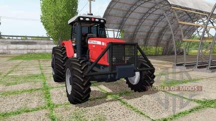 Massey Ferguson 7180 для Farming Simulator 2017