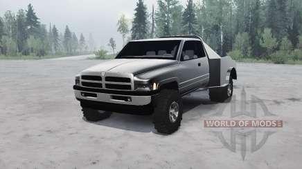 Dodge Ram 3500 1996 для MudRunner