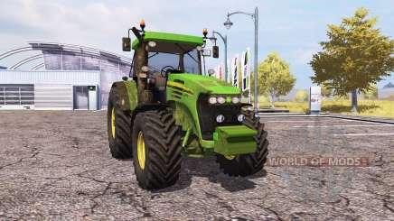 John Deere 7820 v2.0 для Farming Simulator 2013