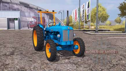 Fordson Mayor для Farming Simulator 2013