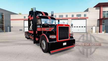 Скин Southern Bitch Custom на Peterbilt 389 для American Truck Simulator