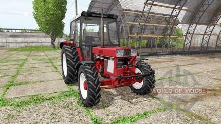 International Harvester 744 v1.3.2 для Farming Simulator 2017