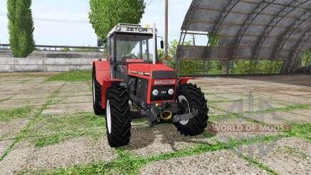 Zetor ZTS 16245 Turbo v2.0 для Farming Simulator 2017