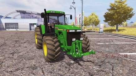 John Deere 8110 v2.0 для Farming Simulator 2013