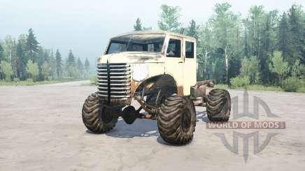 Rat Truck для MudRunner