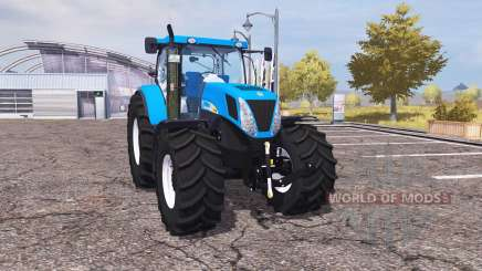 New Holland T7030 v2.0 для Farming Simulator 2013