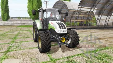Steyr Multi 4095 multicolor для Farming Simulator 2017