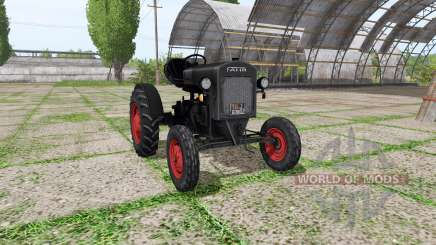 Fahr F22 для Farming Simulator 2017