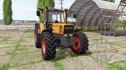 Fendt Favorit 511C Turbomatic kommunal для Farming Simulator 2017