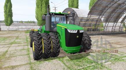 John Deere 9520R для Farming Simulator 2017