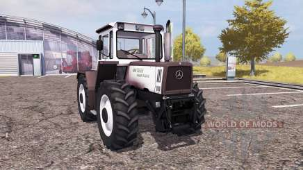 Mercedes-Benz Trac 1600 Turbo white для Farming Simulator 2013