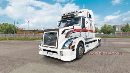 Volvo VNL 670 v1.5.1 для Euro Truck Simulator 2