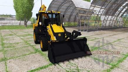 JCB 3CX ECO для Farming Simulator 2017