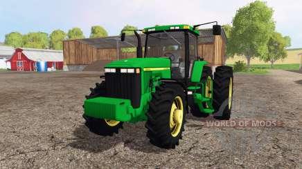 John Deere 8400 для Farming Simulator 2015