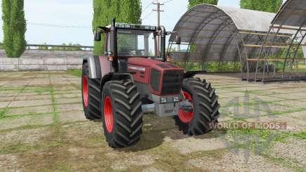 Fendt Favorit 822 v3.0 для Farming Simulator 2017