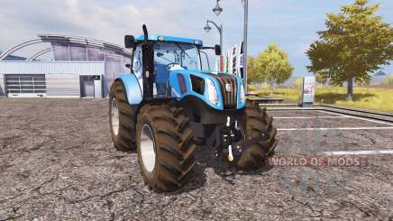 New Holland T8.390 v3.0 для Farming Simulator 2013