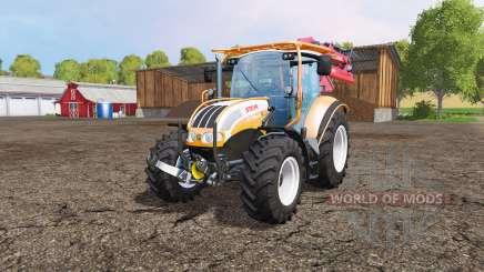 Steyr Multi 4115 forest для Farming Simulator 2015