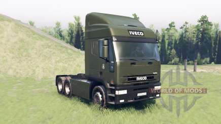 Iveco EuroTech для Spin Tires