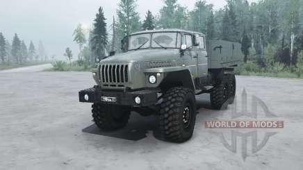 Урал 4320-1912-60 v1.1 для MudRunner