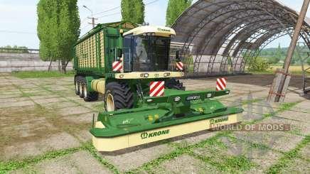 Krone BiG L 550 Prototype v1.0.0.4 для Farming Simulator 2017