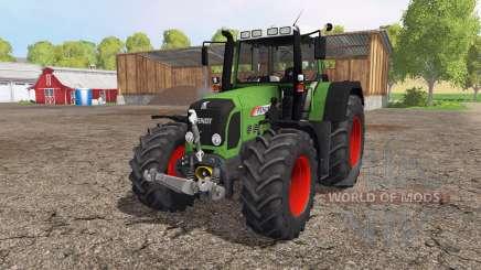 Fendt 820 Vario front loader для Farming Simulator 2015