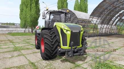 CLAAS Xerion 5000 Trac VC для Farming Simulator 2017