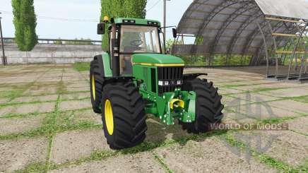John Deere 7610 для Farming Simulator 2017