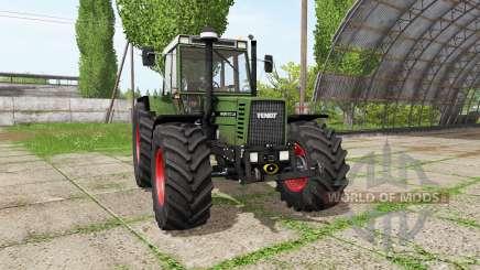 Fendt Favorit 612 LSA Turbomatik E v2.0 для Farming Simulator 2017
