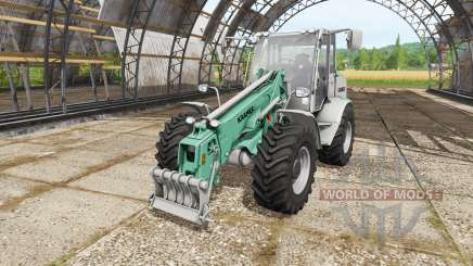 Kramer TM320S для Farming Simulator 2017