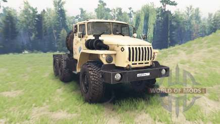 Урал 44202-0511-41 v4.0 для Spin Tires