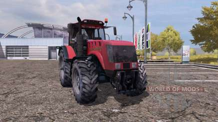 Беларус 3022 ДЦ.1 v3.0 для Farming Simulator 2013