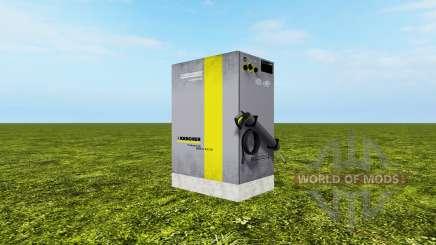 Karcher HDS-C 8-15 E для Farming Simulator 2017