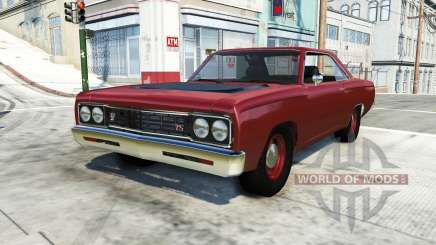 Plymouth Road Runner v1.3.1 для BeamNG Drive