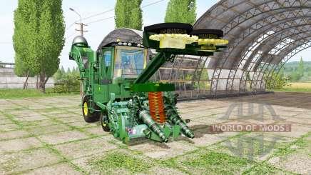 John Deere 3522 для Farming Simulator 2017