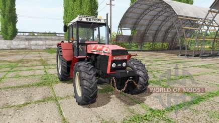 Zetor ZTS 16245 Turbo v5.0 для Farming Simulator 2017