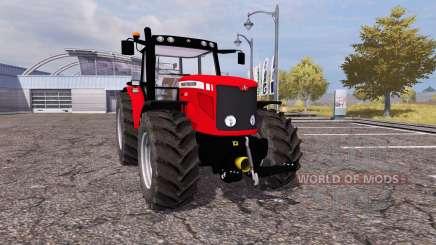 Massey Ferguson 6480 v3.0 для Farming Simulator 2013