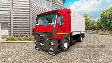 МАЗ 5340 v1.1 для Euro Truck Simulator 2