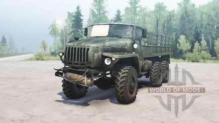 Урал 4320 для MudRunner