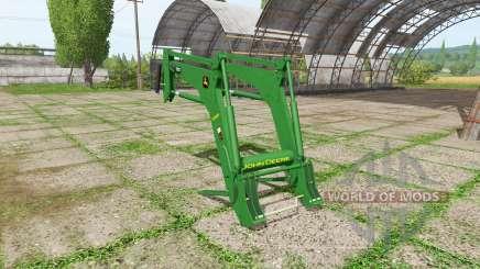 John Deere H480 для Farming Simulator 2017