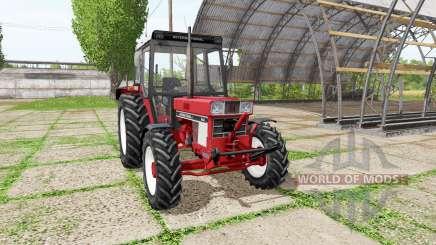 International Harvester 644 v2.3.2 для Farming Simulator 2017